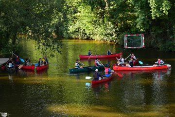 canoe à Saint-Grégoire